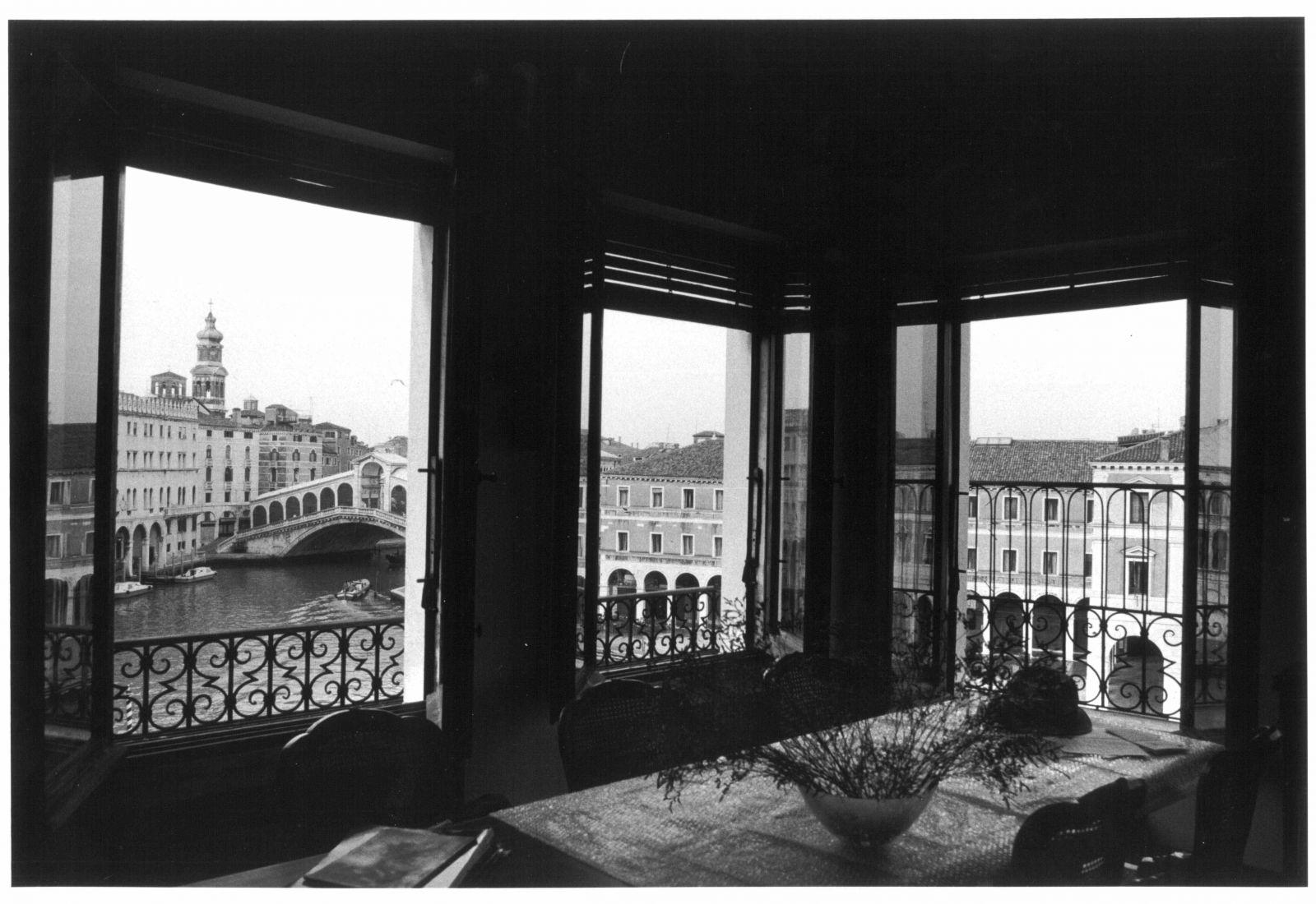 Gianni Berengo Gardin - dalla finestra